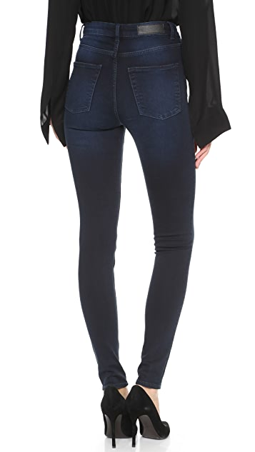 Cheap Monday High Snap Jeans