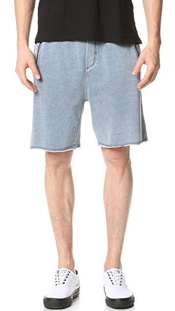 Cheap Monday Razor Shorts