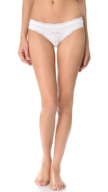 Cheek Frills Fashion Jet Set Box Set Panties