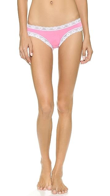 Cheek Frills Pastel Neon Panty Set
