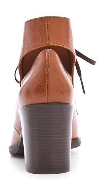 Chie Mihara Shoes Huida Lace Up Booties