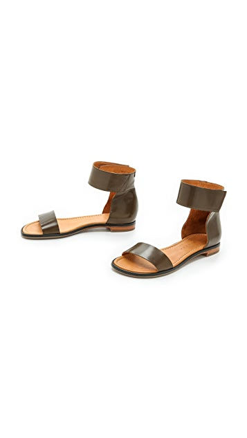 Chie Mihara Shoes Willow Flat Sandals