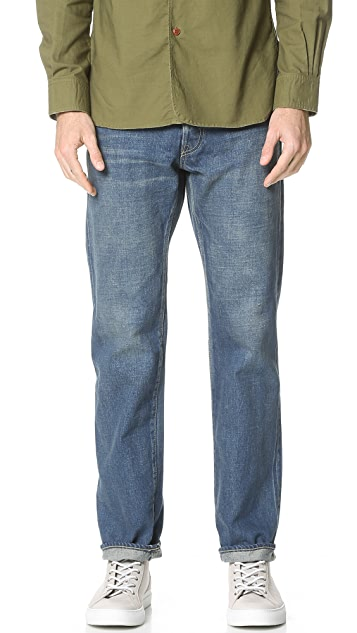 Chimala Selvedge Denim Narrow Cut Jeans