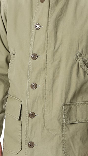 Chimala US Military Reversible Mountain Parka