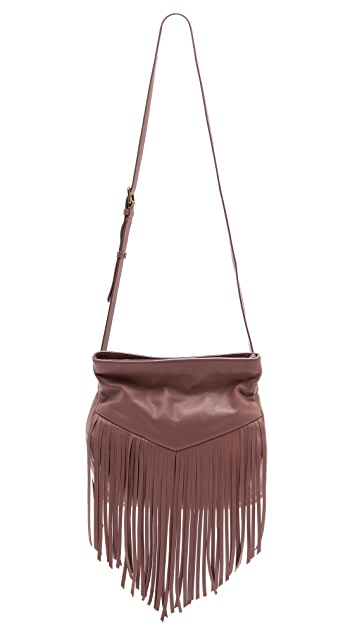 Christopher Kon Fringe Cross Body Bag