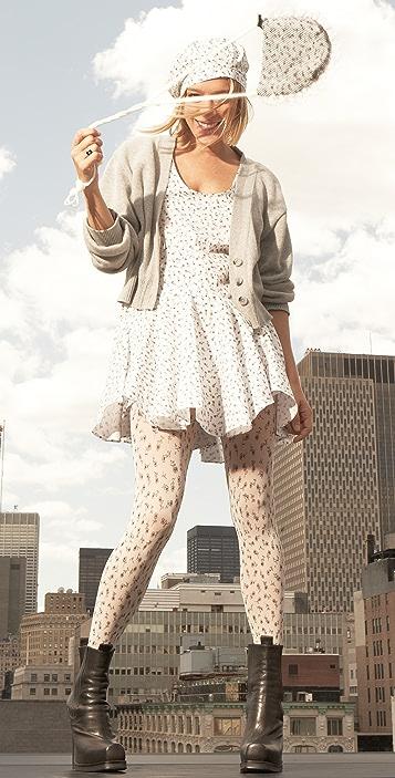 Chloe Sevigny for Opening Ceremony Lissy Boxy Swing Dress