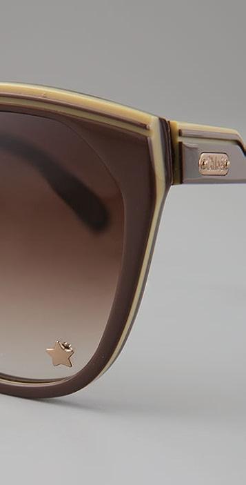Chloe Tilia Sunglasses