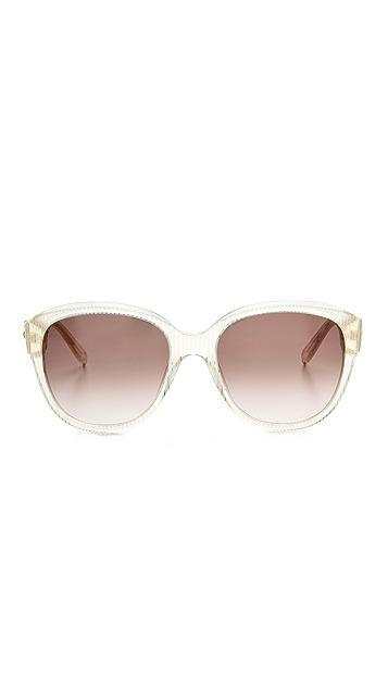 Chloe Cirse Retro Sunglasses