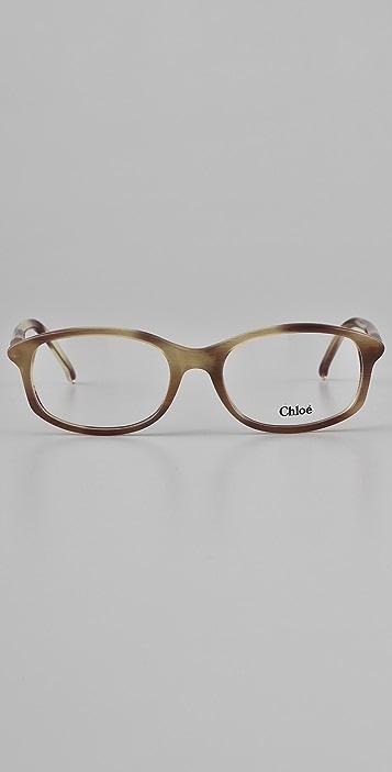 Chloe Retro Glasses