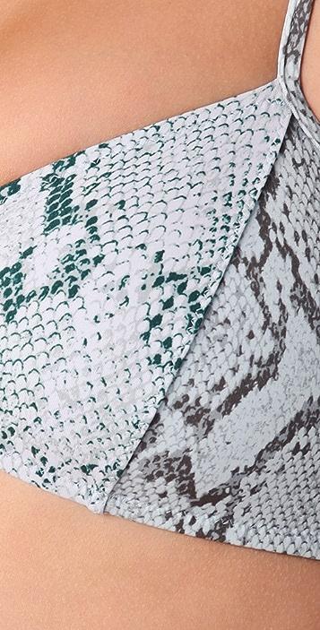 Chloe Snake Print Bikini