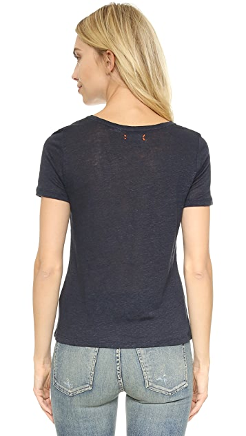 Chinti and Parker Star Print Tee