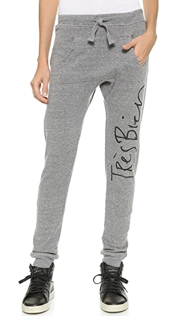 CHRLDR Tres Bien Sweat Pants