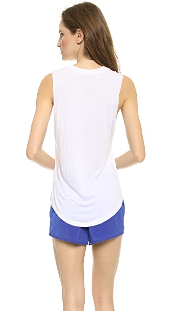 CHRLDR Physical Muscle Tank