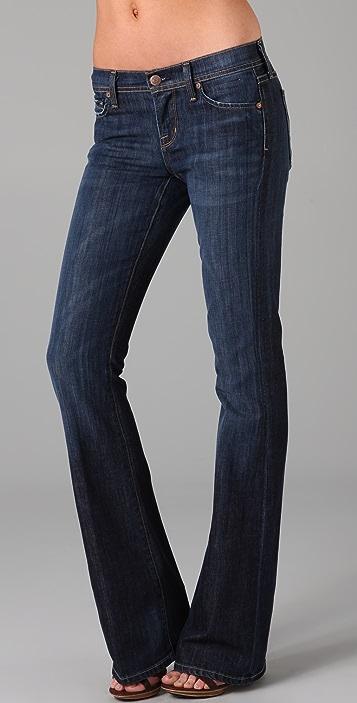 designer fashion official images detailed images Ingrid Flare Jeans