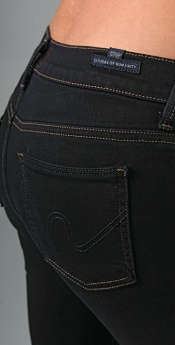 Citizens of Humanity Avedon Slick Skinny Legging Jeans