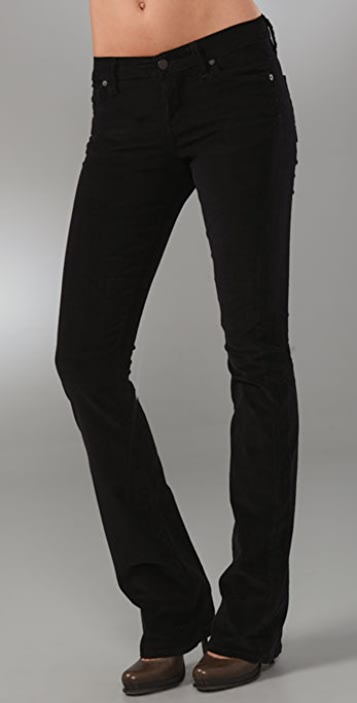 Citizens of Humanity Amber Mid Rise Boot Cut Corduroy Pants