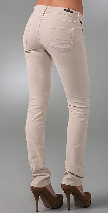 Citizens of Humanity Ava Straight Leg Corduroy Pants