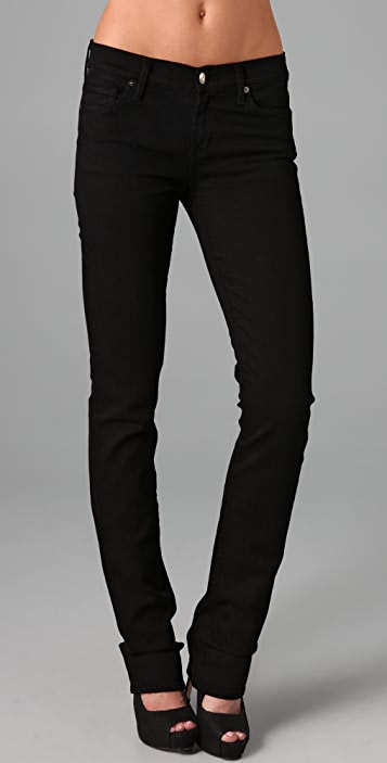 Citizens of Humanity Elson Mid Rise Straight Leg Jeans