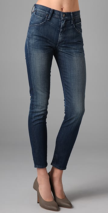 Citizens of Humanity Blondie High Waist Skinny Jeans