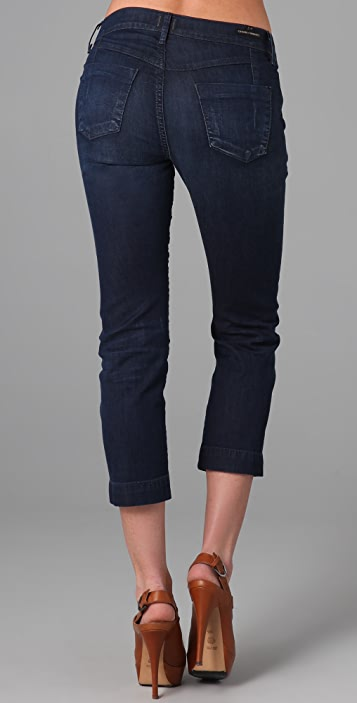 Citizens of Humanity Taylor Cropped Trouser Jeans