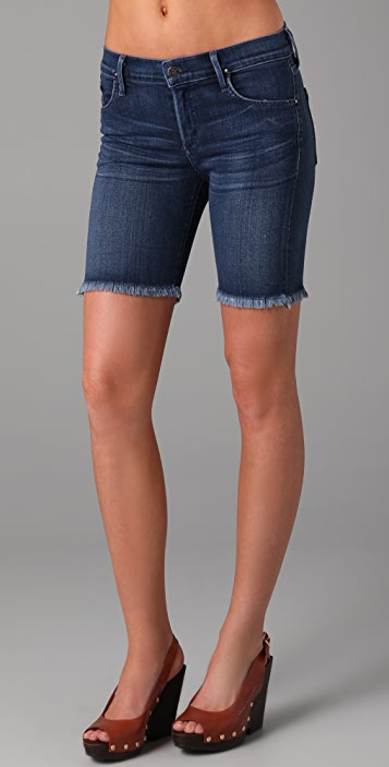 Citizens of Humanity Thompson Frayed Shorts