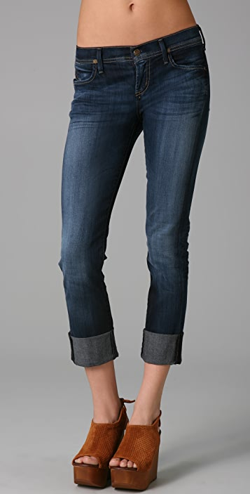 cropped straight leg jeans - Blue Citizens Of Humanity Largest Supplier Footlocker For Sale CJCr7HP