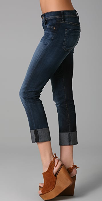 Citizens of Humanity Dani Cropped Straight Leg Jeans
