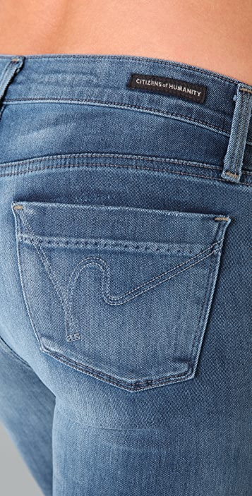 Citizens of Humanity Devote Rocker Ultra Flare Jeans