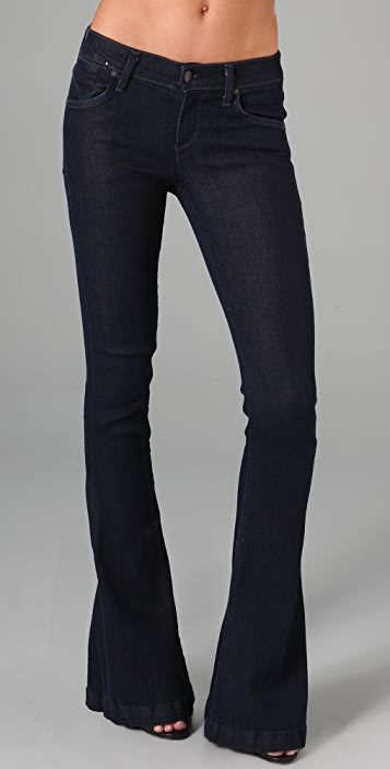 Citizens Of Humanity flared skinny jeans Original Sale Online Cheap Marketable 8XBNYFjFO