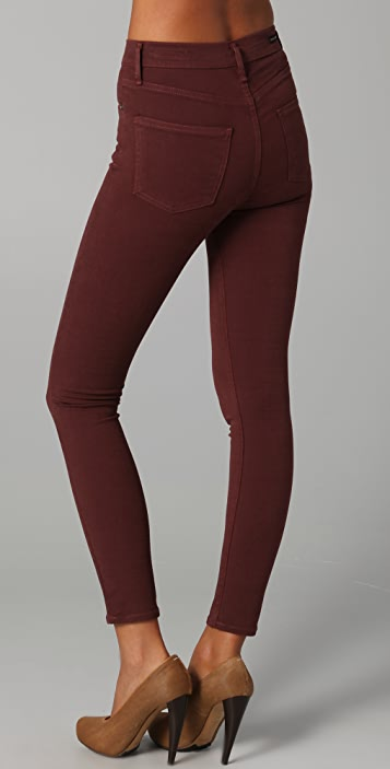 Citizens of Humanity Rocket High Rise Sateen Skinny Jeans