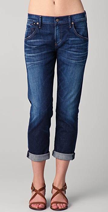 Citizens of Humanity Dylan Loose Fit Cropped Jeans