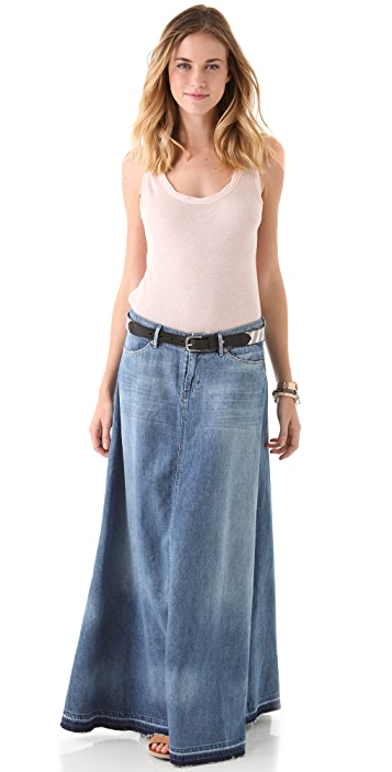 Citizens of Humanity Anja Long Skirt