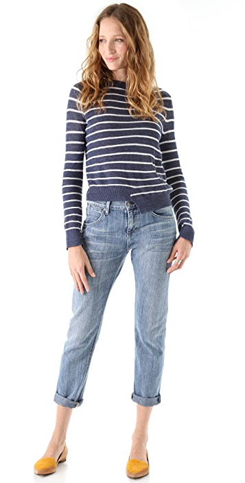 Citizens of Humanity Daisy Relaxed Jeans with Tapered Leg