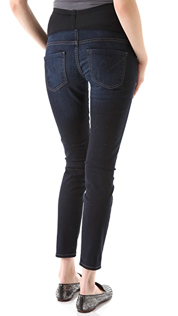 Citizens of Humanity Thompson Skinny Maternity Jeans