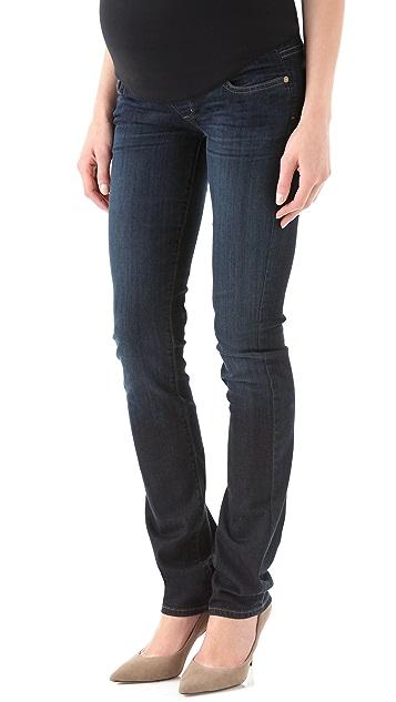 Citizens of Humanity Ava Straight Leg Maternity Jeans