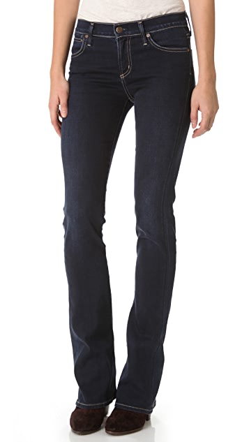 Citizens of Humanity Emanuelle Slim Boot Cut Jeans