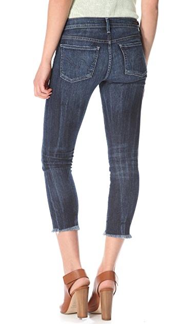 Citizens of Humanity Avedon Cutoff Jeans