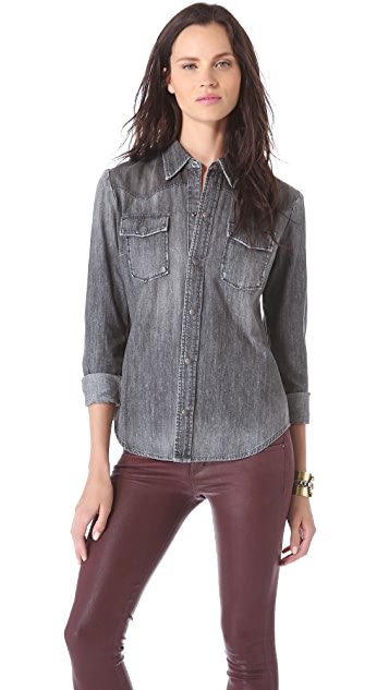 Citizens of Humanity Leigh Western Shirt