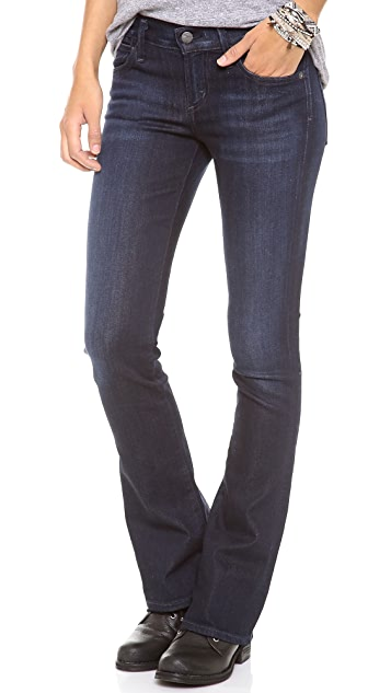 Citizens of Humanity Emmanuelle Petite Slim Boot Cut Jeans