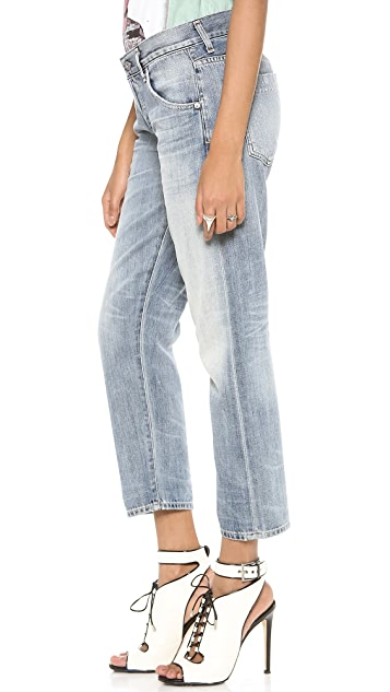 Citizens of Humanity Premium Vintage Skyler Crop Jeans
