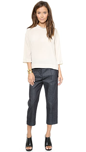 Citizens of Humanity Astrid Cropped Jeans