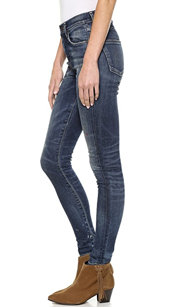 Citizens of Humanity Premium Vintage Rocket Skinny Jeans