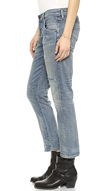 Citizens of Humanity Premium Emerson Distressed Jeans