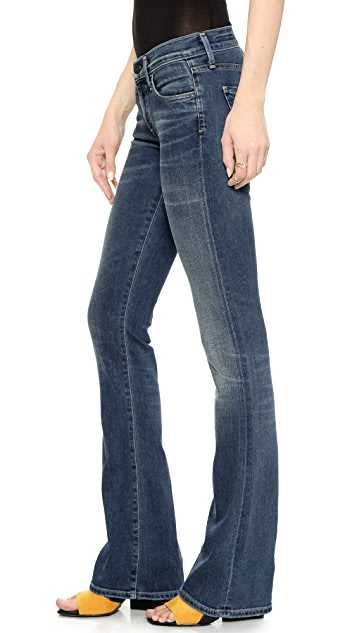 Citizens of Humanity Emannuelle Slim Boot Cut Jeans