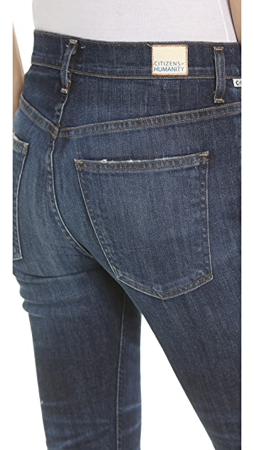 Citizens of Humanity Drew Cropped Flare Jeans