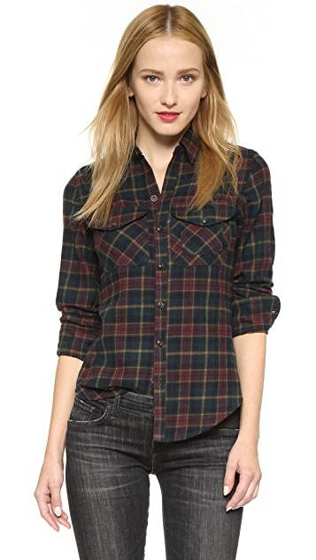 Citizens of Humanity Capucine Button Down Shirt
