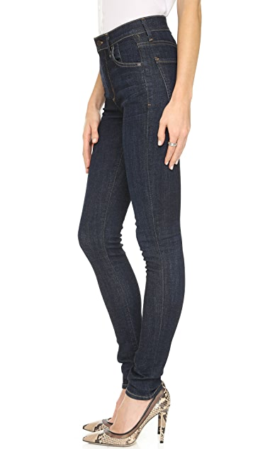 Citizens of Humanity Carlie High Rise Sculpt Skinny Jeans