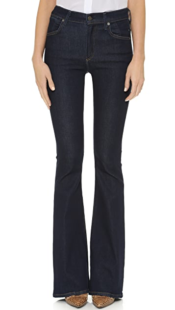 Citizens of Humanity Fleetwood Sculpt High Rise Flare Jeans