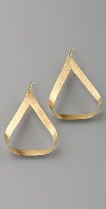 Citrine by the Stones Adonis Hoops