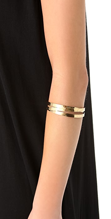 Citrine by the Stones Forearm Band